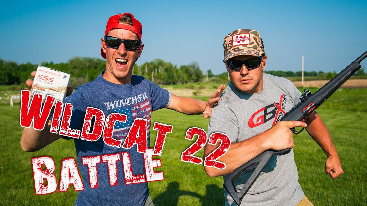 Wildcat 22 Brother Battle | Gould Brothers
