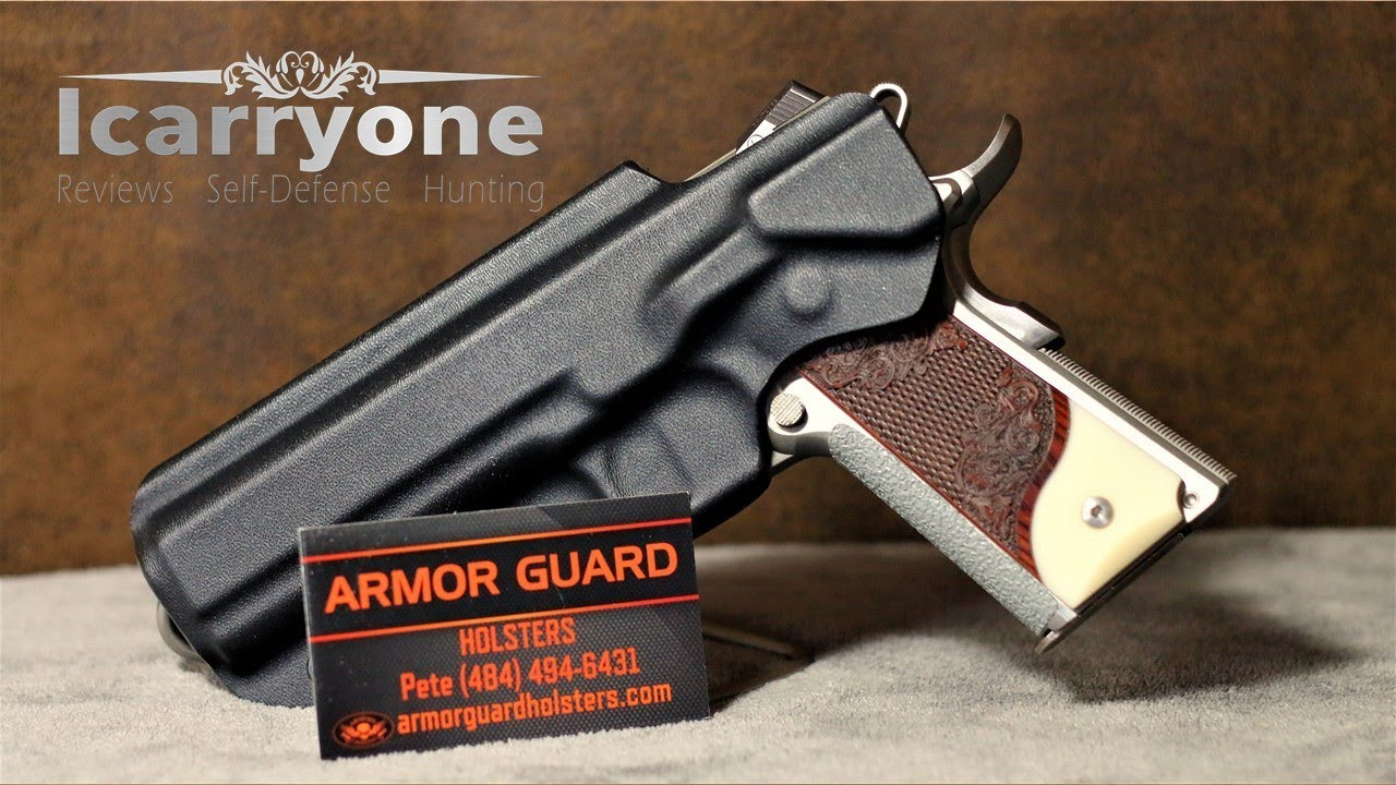 Armor Guard Holsters