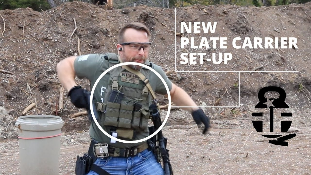 HRAC Plate Carrier from HRT Tactical