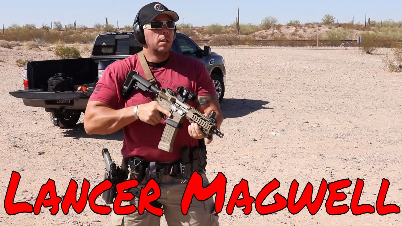 Lancer Systems Adaptive Magwell | Load Faster