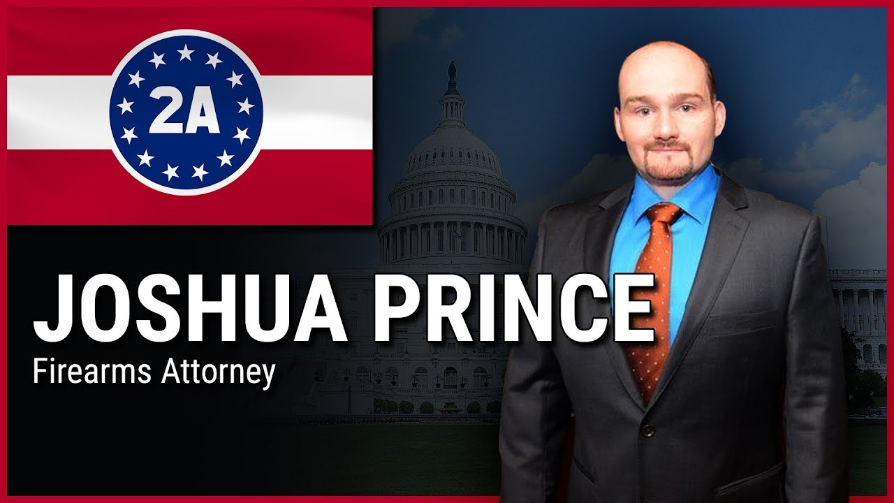 Joshua Prince ( Firearms Industry Consulting Group ) - 2A Rally For Your Rights