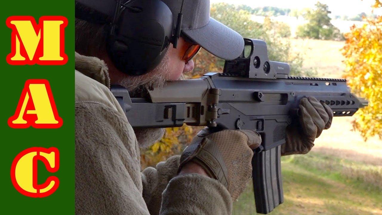 Bushmaster ACR -- What happened?!?!?