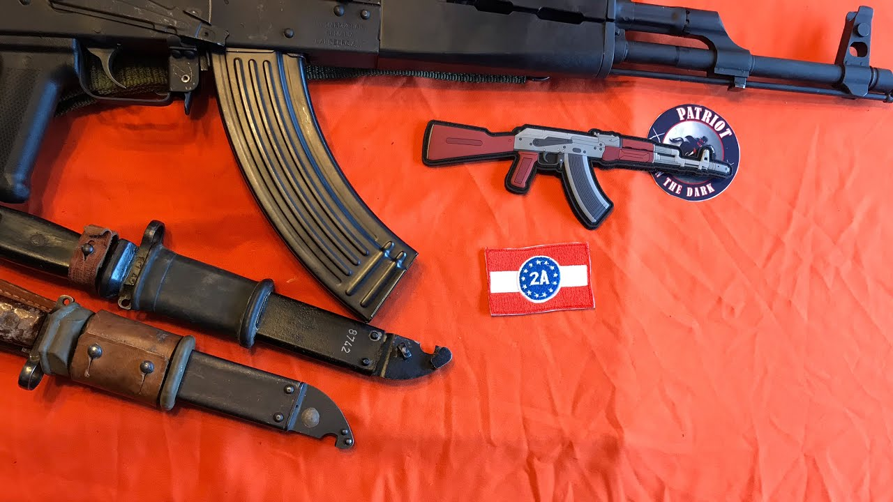 AK Mail Call & WASR 10 Questions