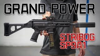 Grand Power Stribog SP9A1 Gen 2 - Best Bang For Your Buck?