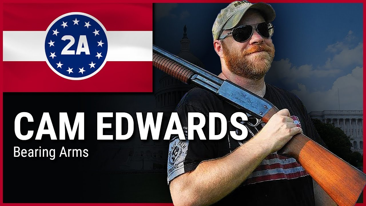 Cam Edwards ( Bearing Arms ) - 2A Rally For Your Rights