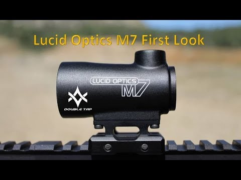 Lucid Optics NEW M7 First Look & Review - This is going to change the game!