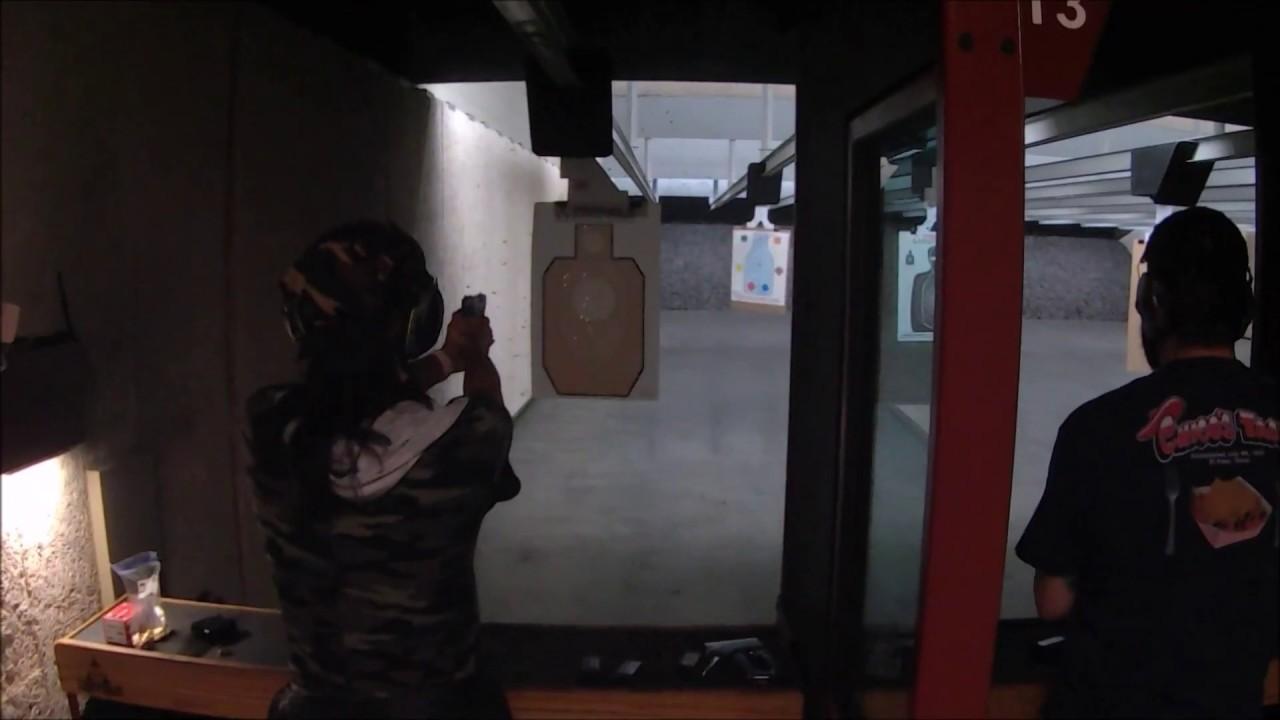 Teaching Family How To Shoot