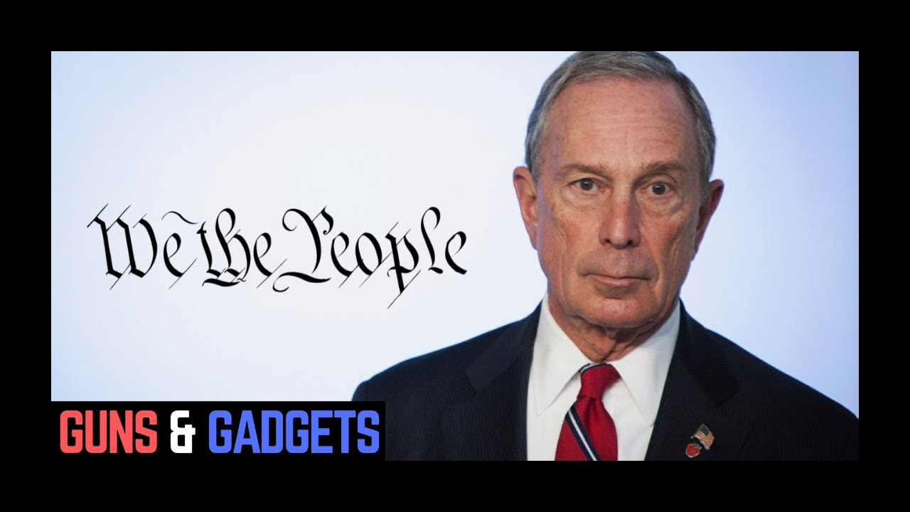 Why Bloomberg Is Dangerous For The 2nd Amendment