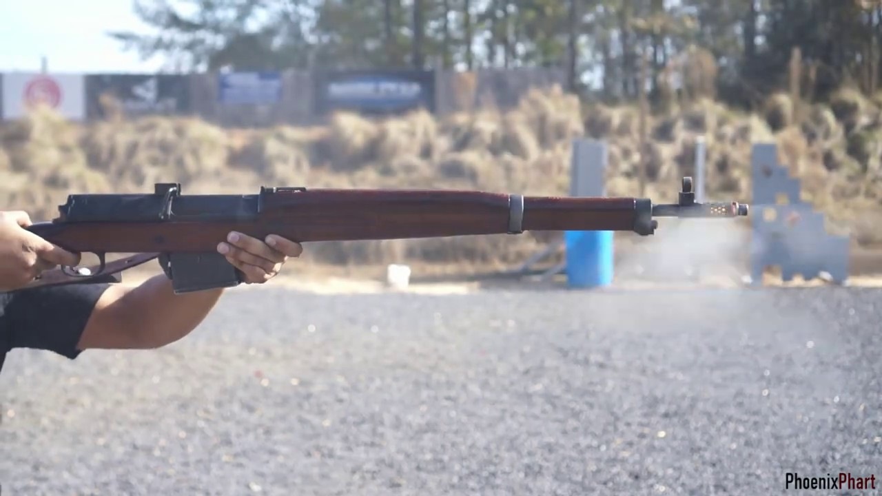 Egyptian Hakim Rifle - 8mm Mauser <br> - Part 2