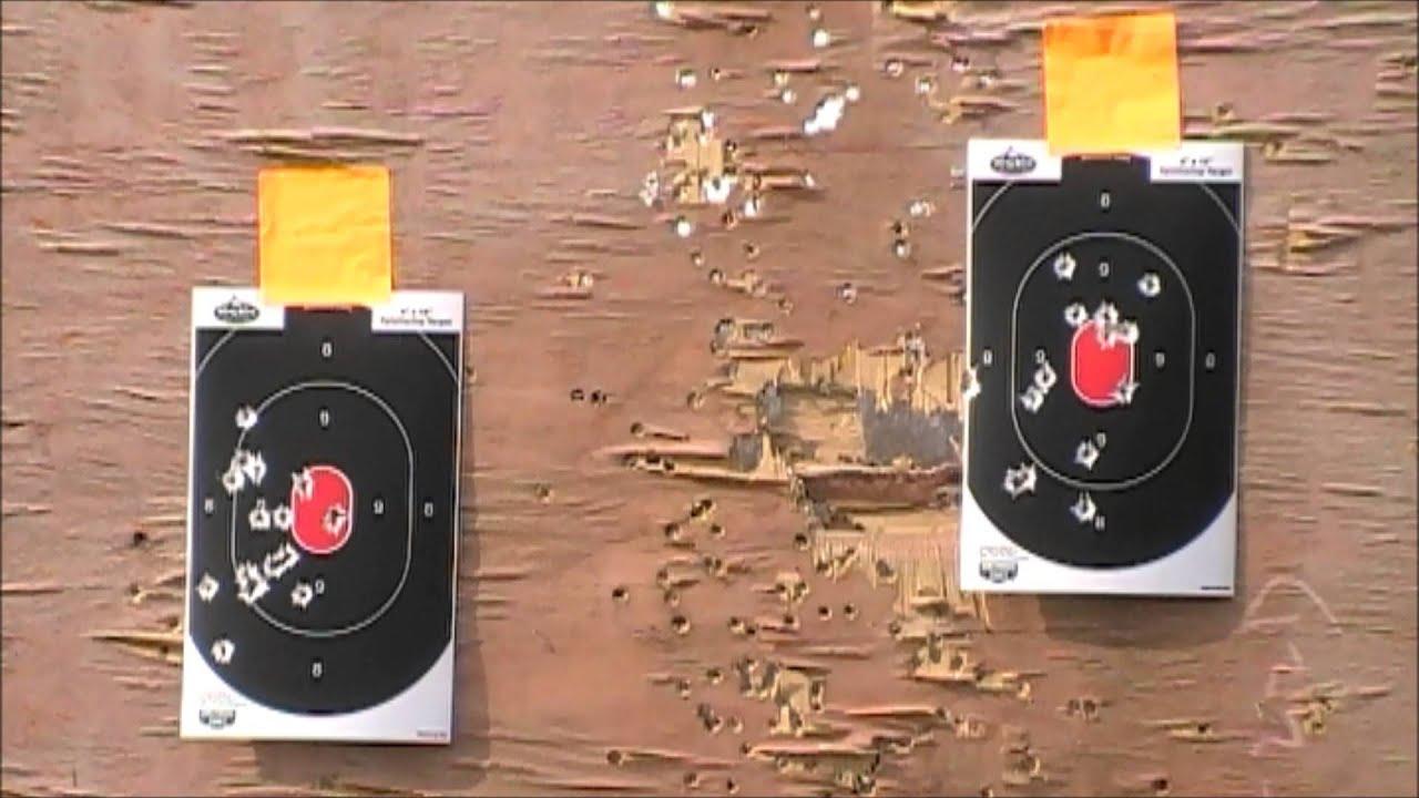 Glock 26, Smith & Wesson Shield, & Beretta Nano