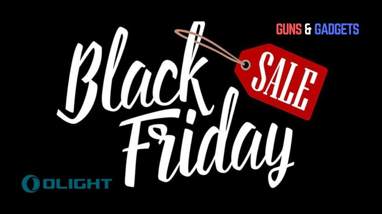 Olight Black Friday Sale 2019