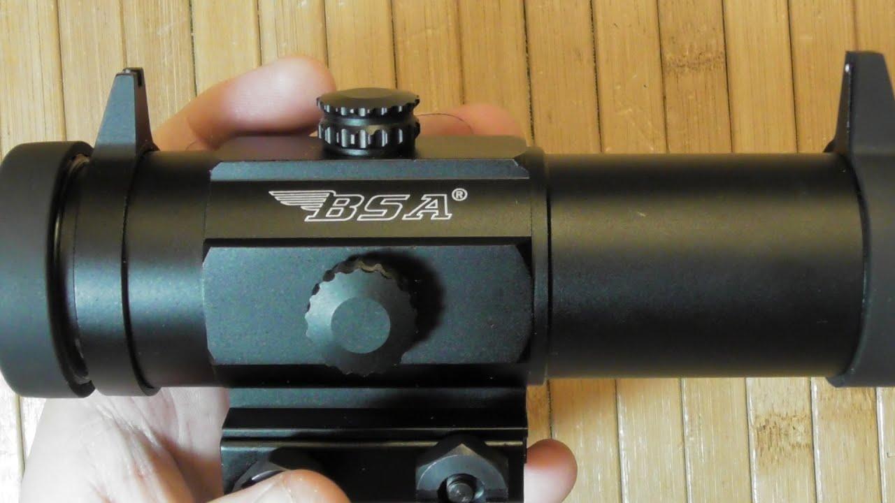 BSA 3X призматический прицел