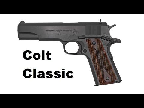 New Colt Classic 1911
