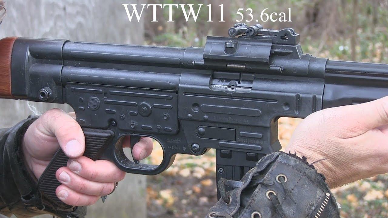 WTTW11 53.6cal - Can penetrate a sherman Tank