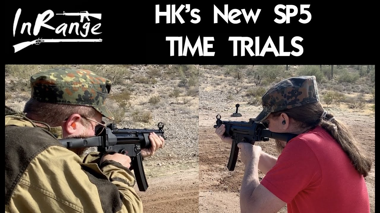 H&K's new SP5 - TIME TRIALS