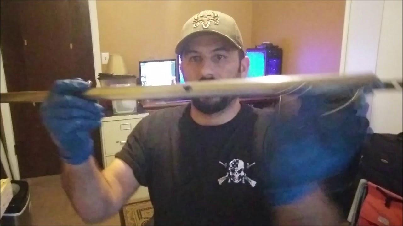 Kentucky Rifle Build Part 5: Barrel Polishing & Preserving