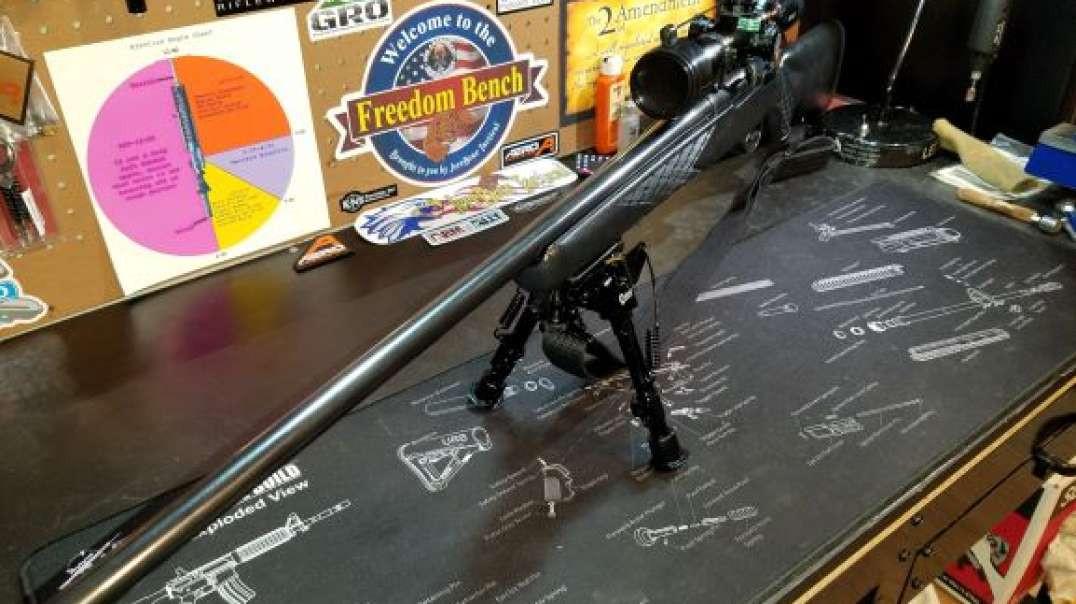 M96 Sporterized 6.5x55 Swedish Mauser  Part 4 ... It's Finished - GS