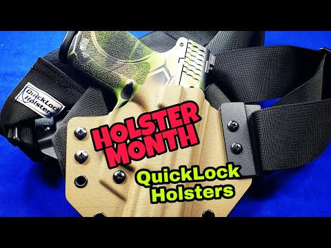 Holster Month: QuickLock Holsters