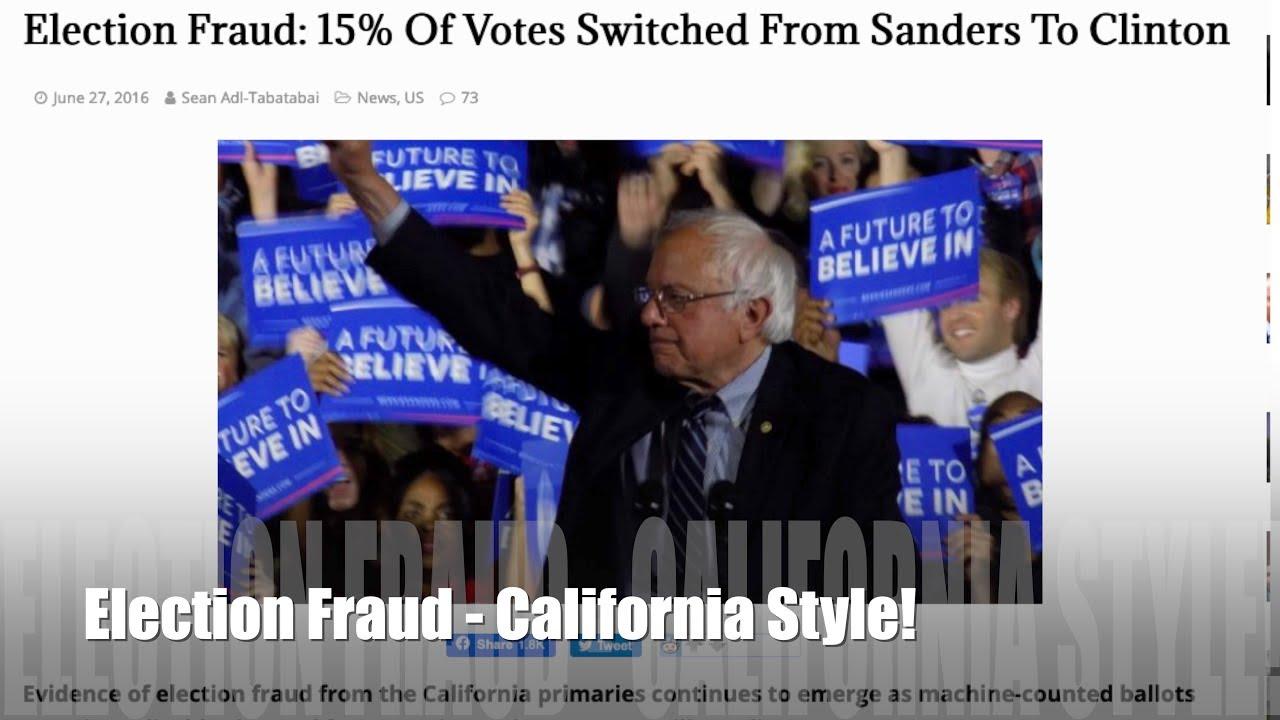 California Election Alert! - PSA