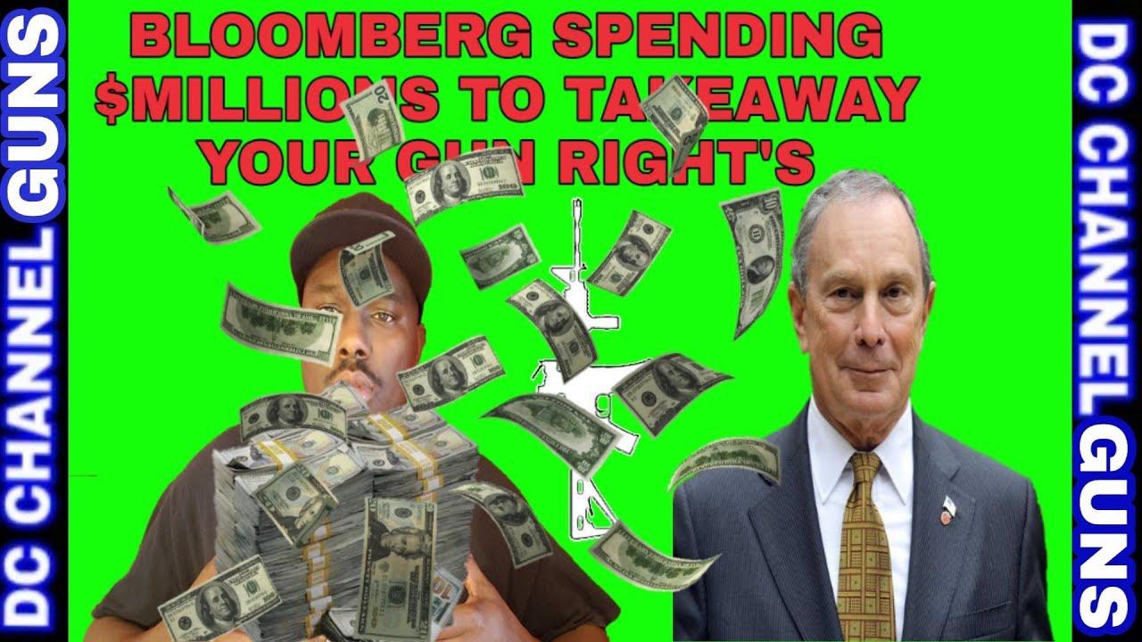 Anti-Gun Bloomberg Proposes Sweeping Gun Agenda Including Federal Gun Liscenes Plan | GUNS