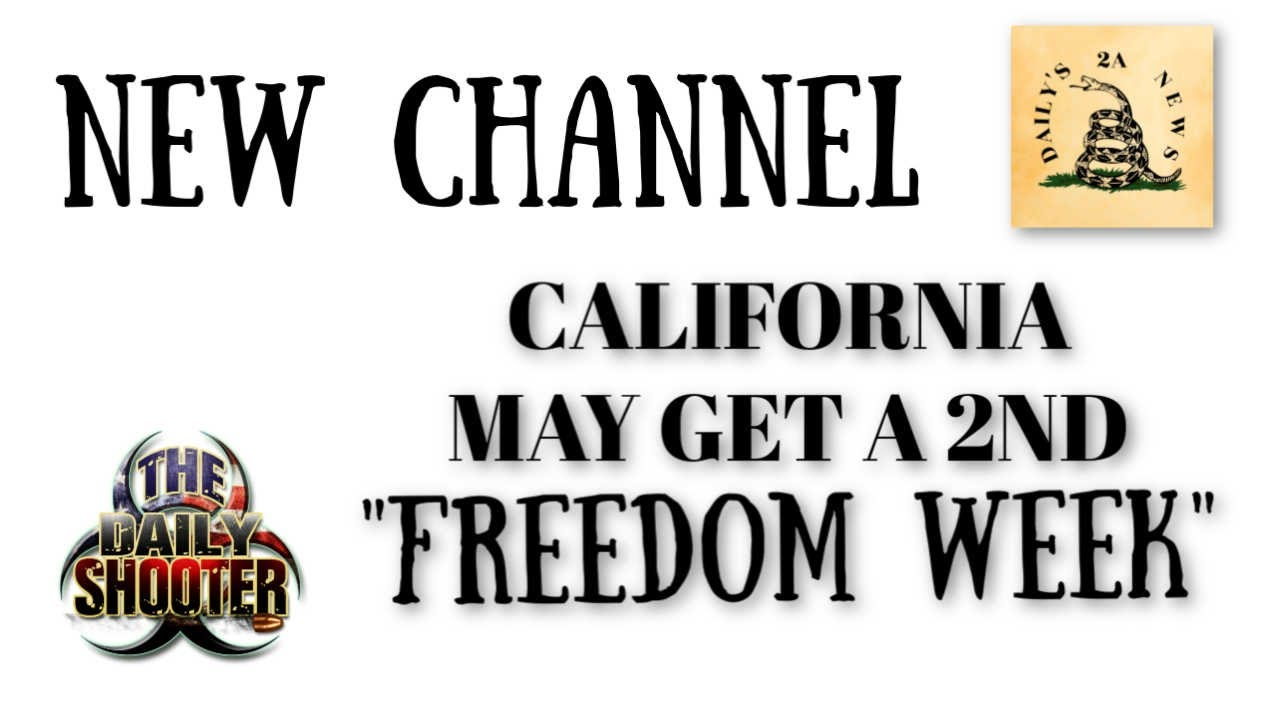 Big News and Freedom Week Part 2?