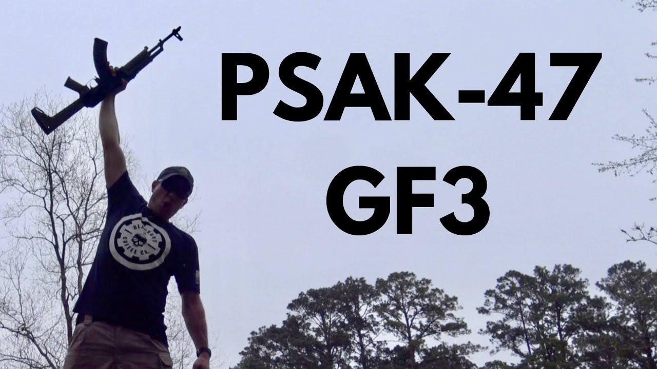 PSAK-47 GF3 -