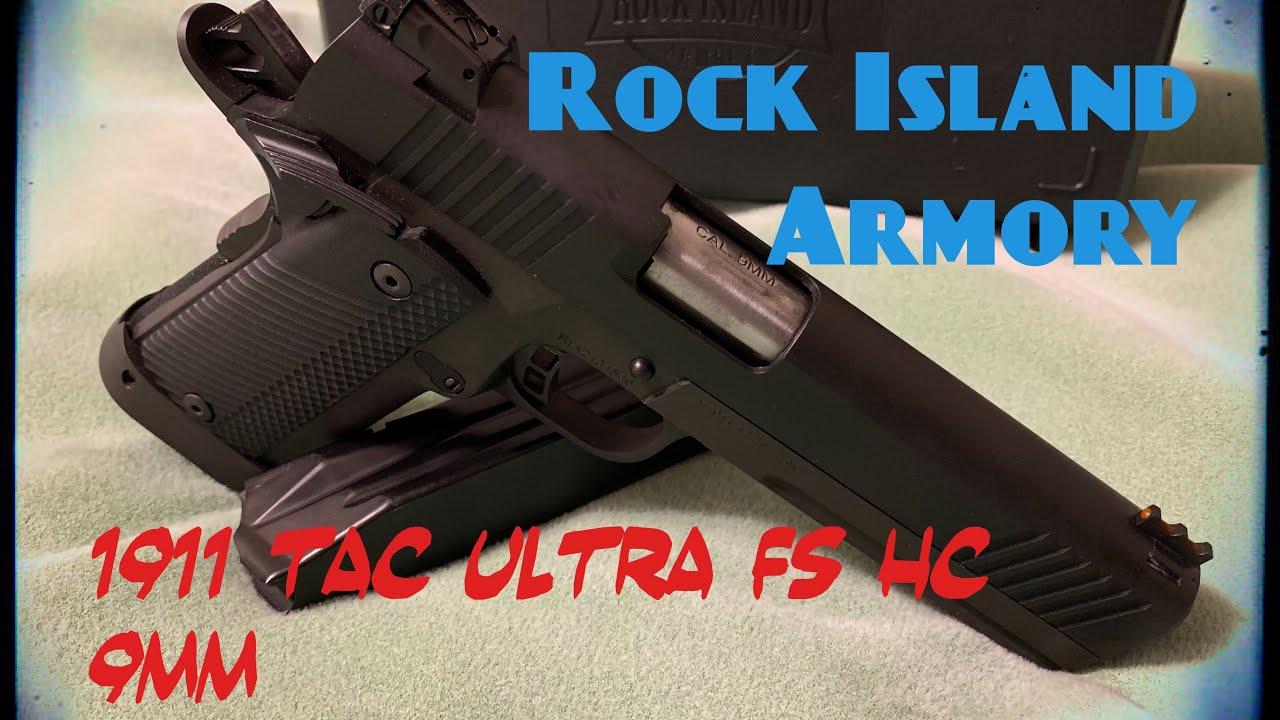 1911 TAC Ultra FS HC | RIA