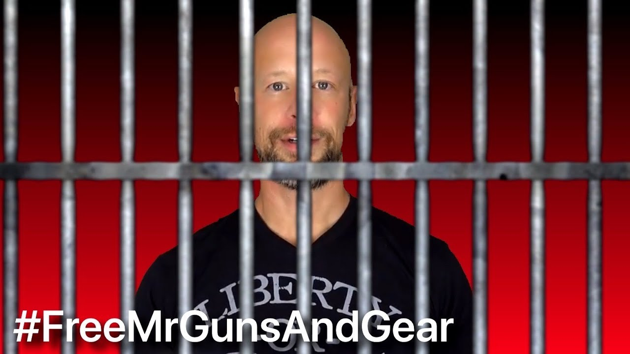 Mr.GunsnGear Is Being Held In Captivity