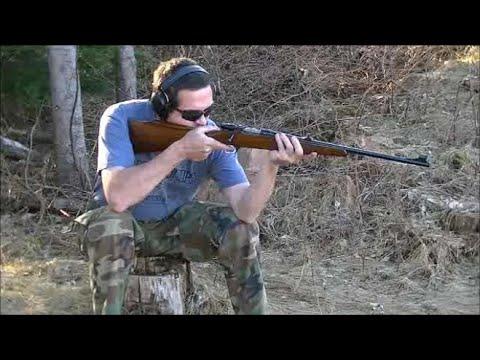 M85 Zastiva Bolt Action Rifle