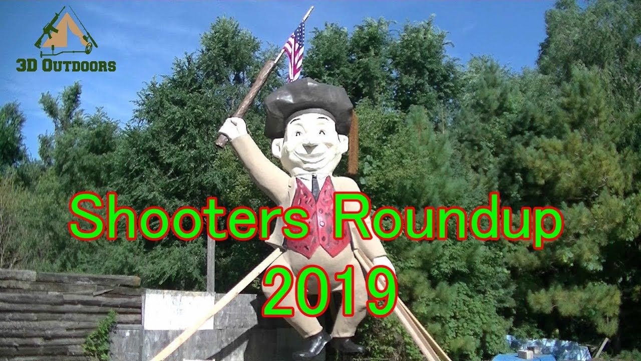 Shooters Roundup 2019