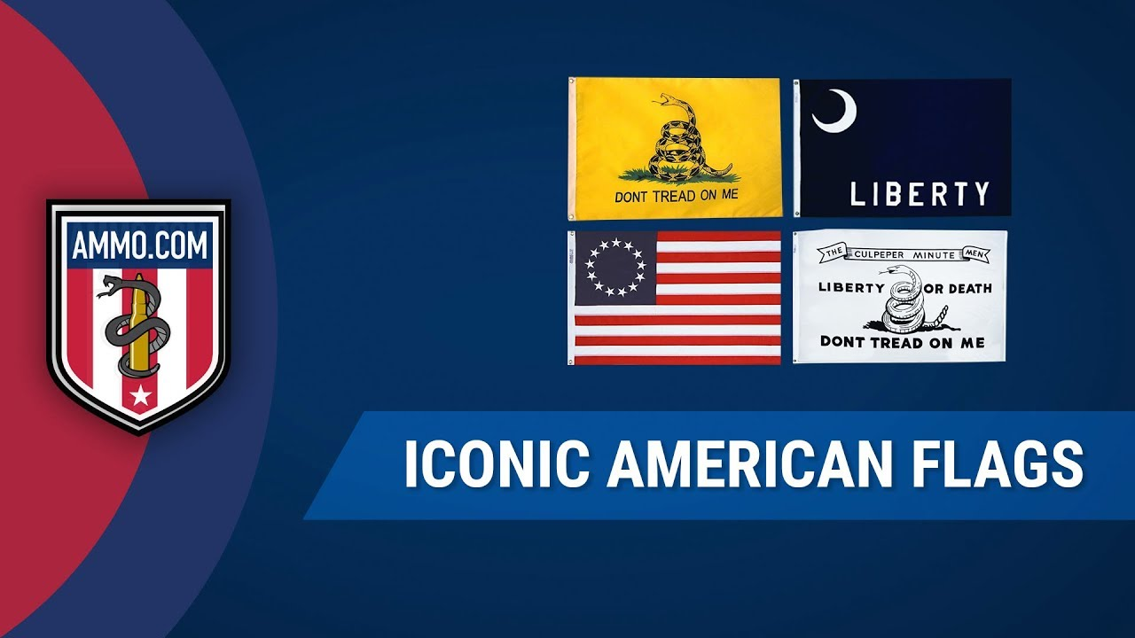 Ammo.com Presents Iconic American Flags