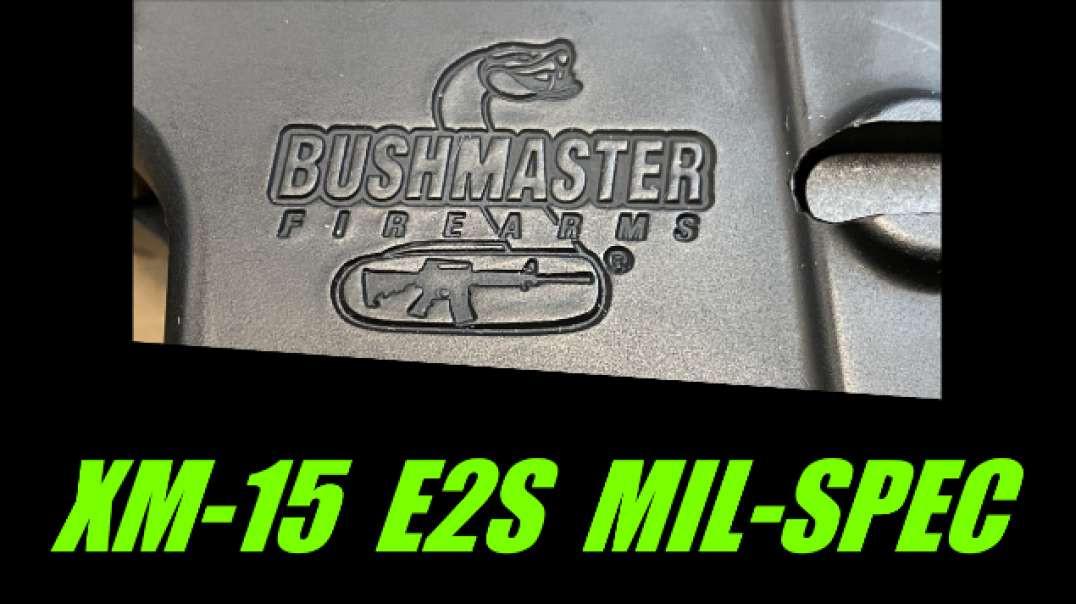Bushmaster MX-15 E2S unboxing #ar15 #bushmaster #milspec