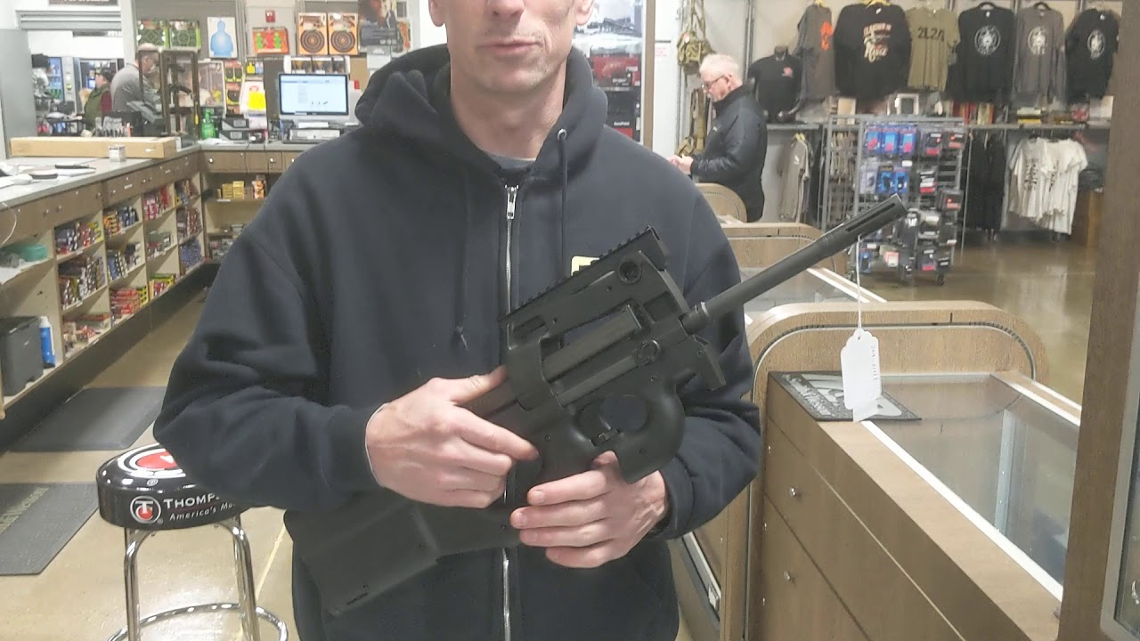 FN PS90 quick review
