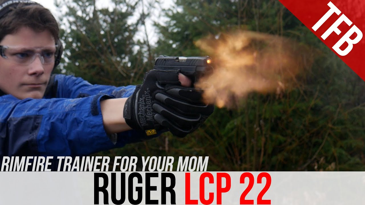 Rimfire for CCW? The Ruger LCPII .22LR
