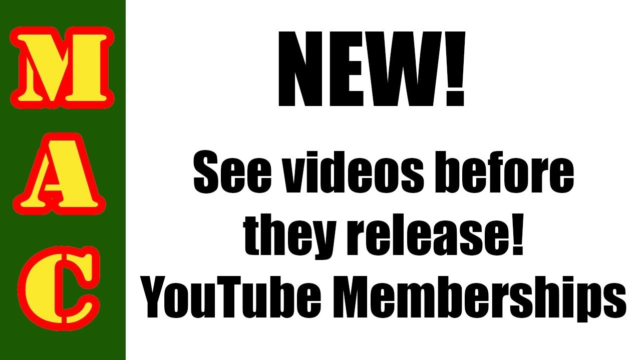 View videos before release and get behind the scene pics and posts!