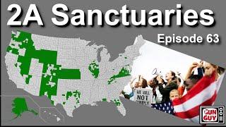 Second Amendment Sanctuaries - Podcast Episode 63