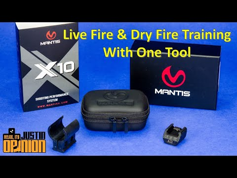 Mantis X10: Electronic Trainer