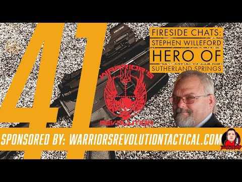 Fireside Chats 41: Stephen Willeford