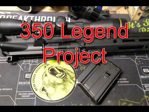 350 Legend Project   Bear Creek Arsenal