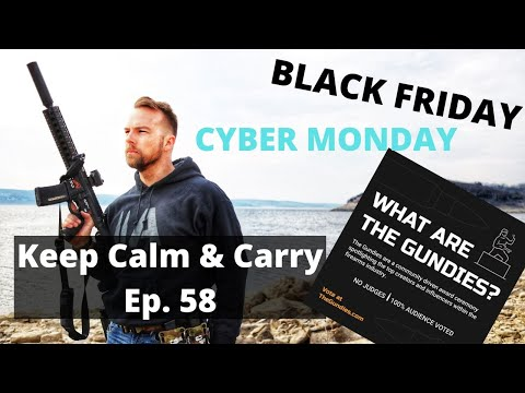 Best holiday sales and what are The Gundies? KC&C Ep. 58