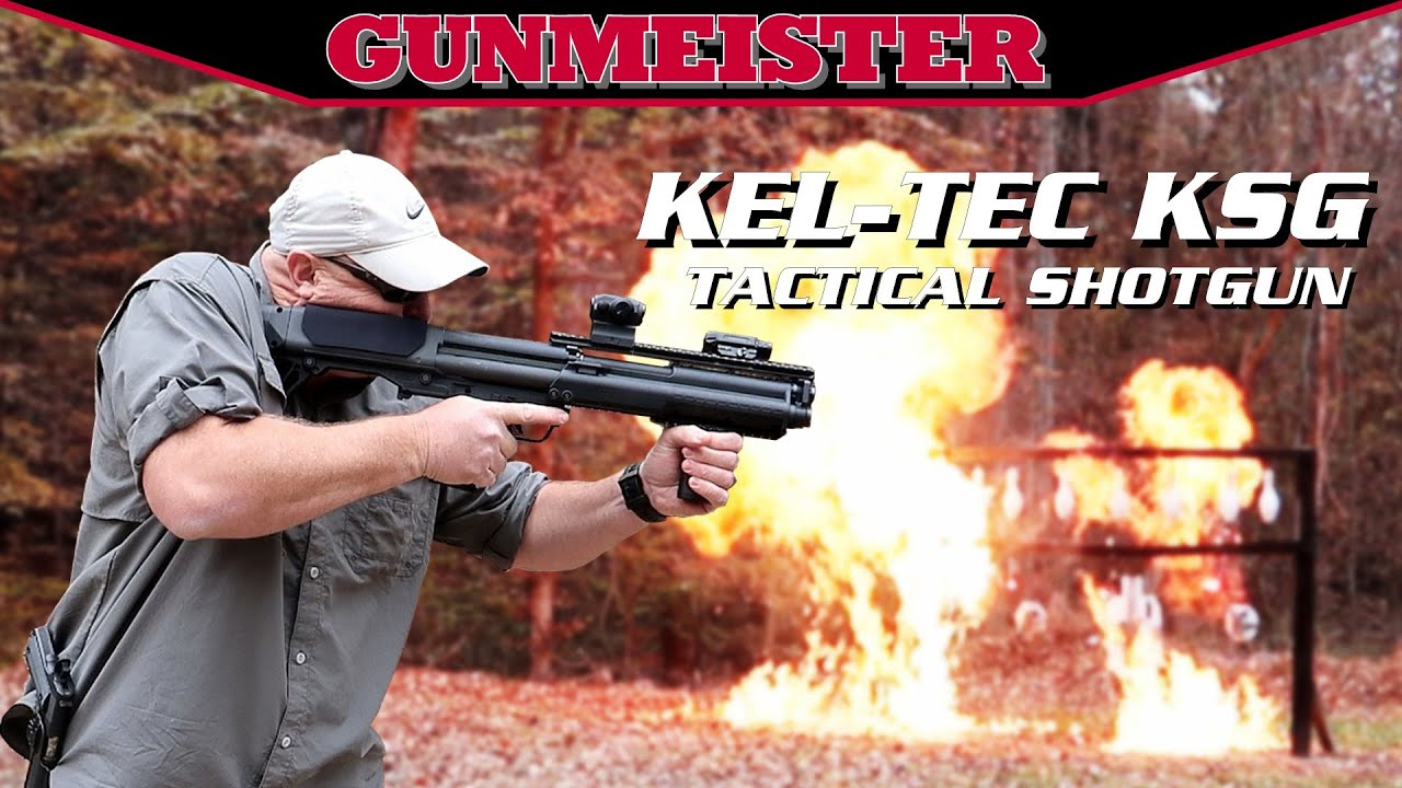 KEL-TEC KSG | THE BEST TACTICAL SHOTGUN?