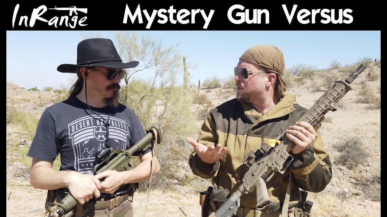 Mystery Versus!