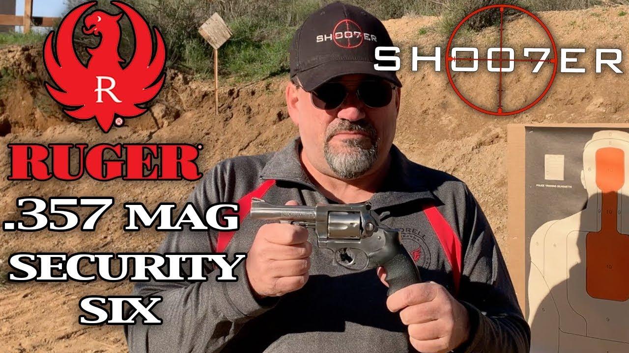 RUGER SECURITY SIX .357 MAGNUM - SH007ER Reviews