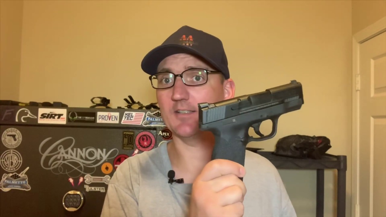 Smith and Wesson M&P Shield 45 ACP - Full Review (2019)