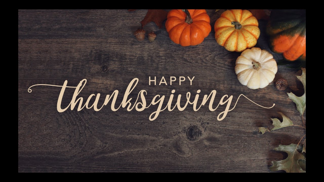 Happy Thanksgiving From The Guns & Gadgets Team!