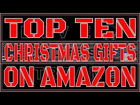 Top Ten Gifts for Gun Guys AND Gals Under $50 on Amazon Bracket | You Are Being Detained #70