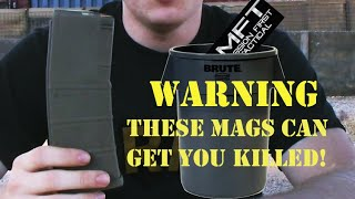 MFT Magazine Issues, UNFIT FOR DUTY USE!