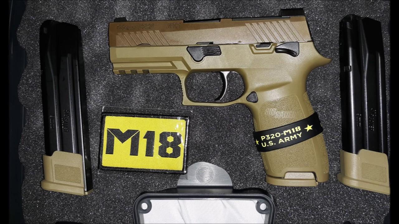 Sig Sauer M18