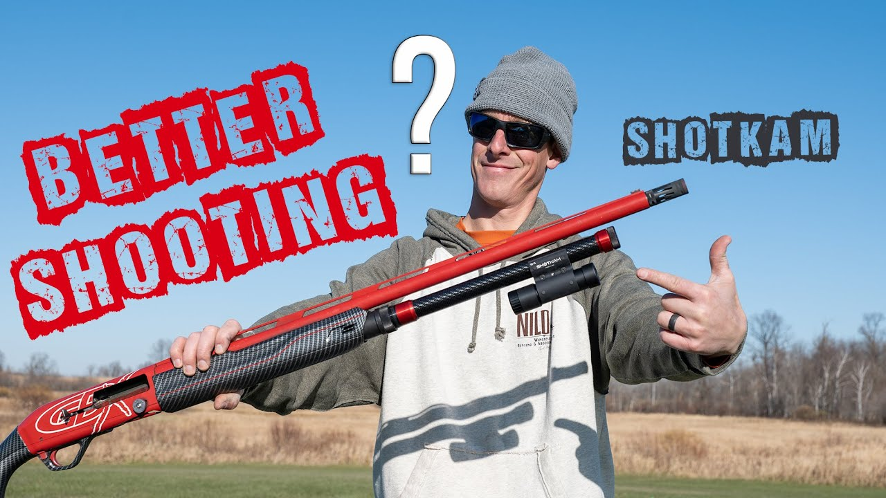 Better Shotgun Shooting with ShotKam Camera? | Gould Brothers