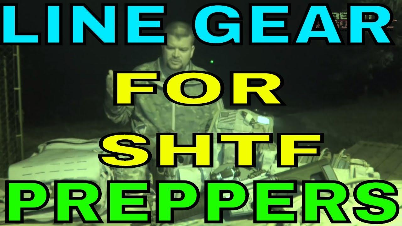 Militia Line Gear For SHTF Preppers